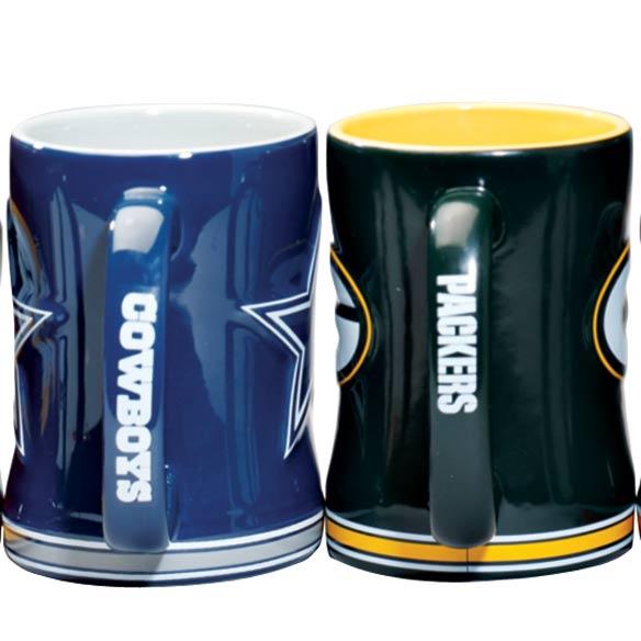 NFL Coffee Mugs - View 1