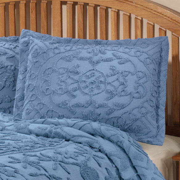 The Eleanor Chenille Sham by East Wing Comforts™ - View 2