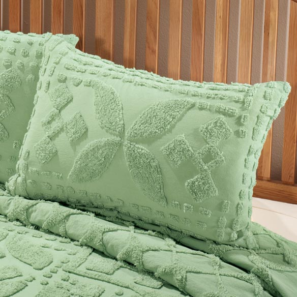Jacqueline Chenille Sham by East Wing Comforts™ - View 3