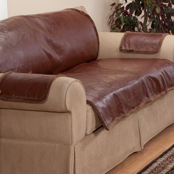 Leather Furniture Cover - Sofa - View 2