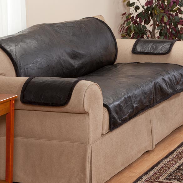 Leather Furniture Cover - Sofa - View 3