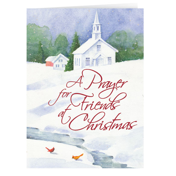 Bible Tuck-In Christmas Gift Card Set of 12 - View 1
