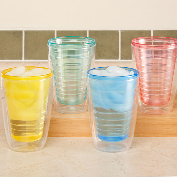 Insulated Tumblers Set Of 4 - View 3