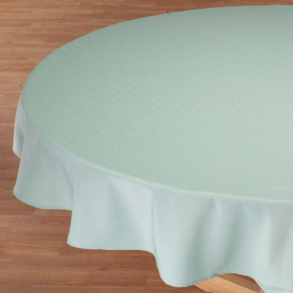 Easy Care Tablecloth - View 1