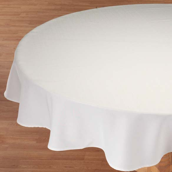Easy Care Tablecloth - View 2