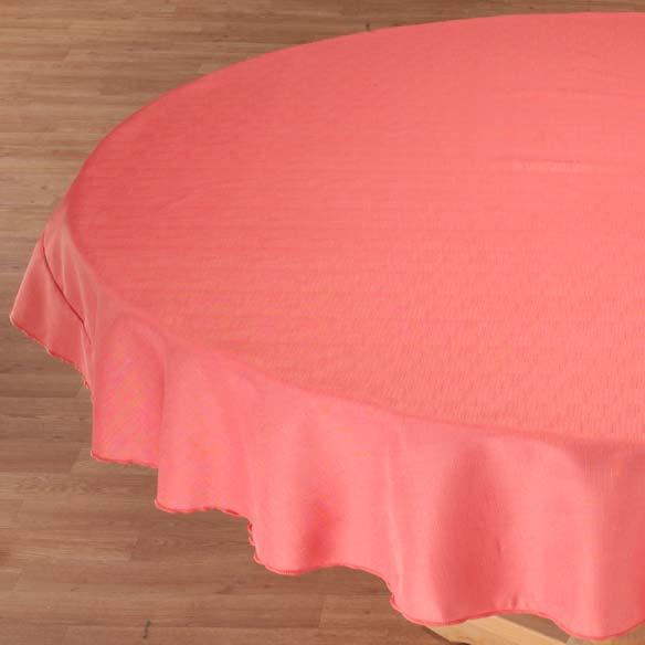 Easy Care Tablecloth - View 3