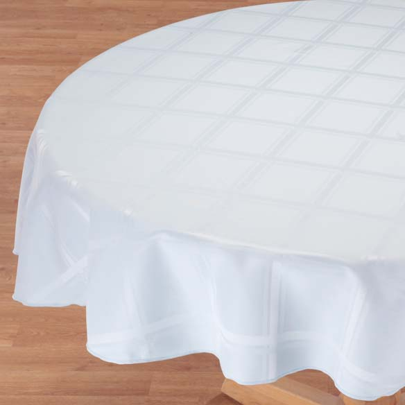 Microfiber Tablecloth - View 4