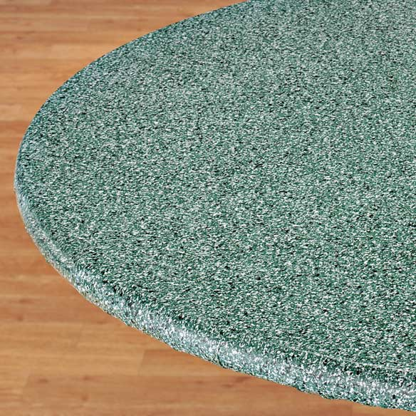 Polished Granite Elasticized Table Cover - View 3