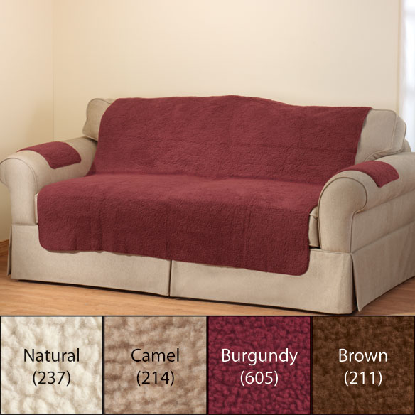Sherpa Furniture Covers by OakRidge Comforts™ - View 1