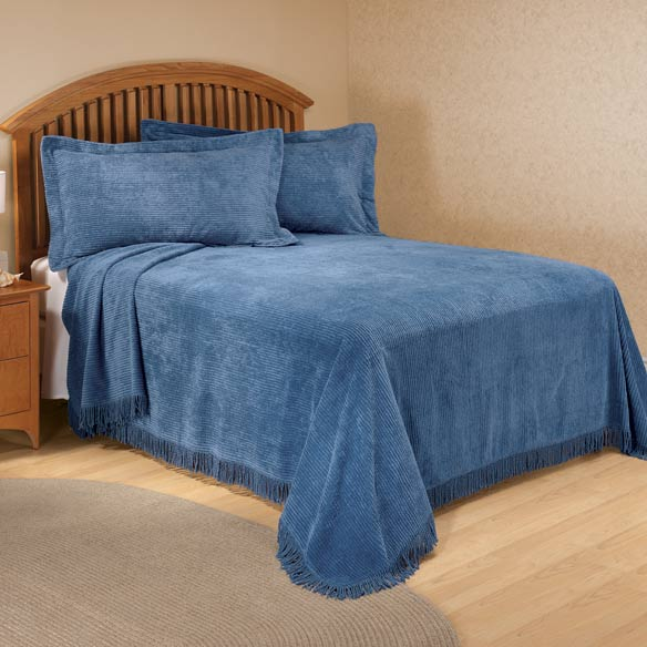 The Jane Chenille Bedding - View 3