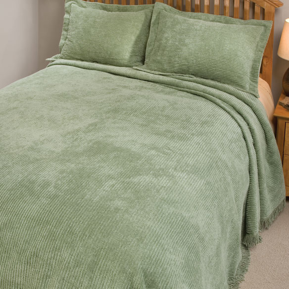 The Jane Chenille Bedding - View 4