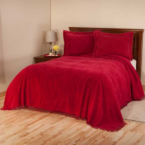 The Jane Chenille Bedding - View 5