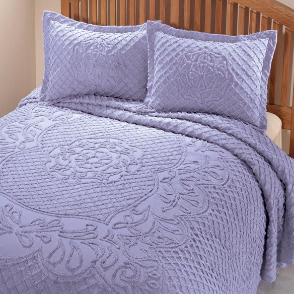 The Martha Chenille Bedding by East Wing Comforts™ - View 4