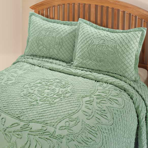 The Martha Chenille Bedding by East Wing Comforts™ - View 5