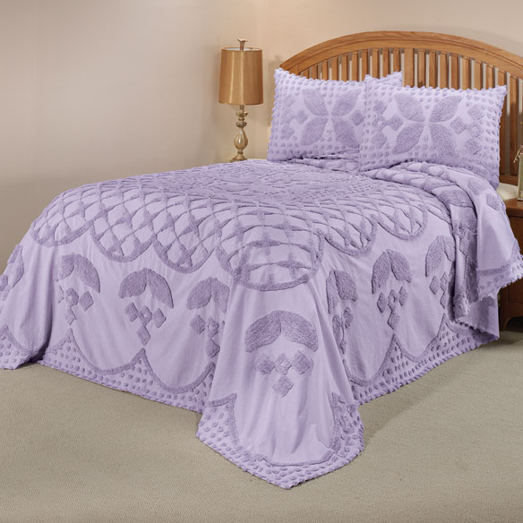 The Jacqueline Chenille Bedding Sets - View 2