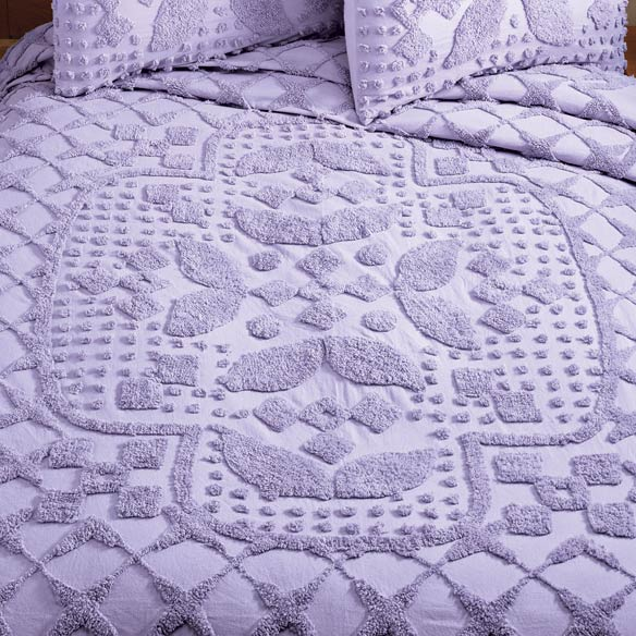 The Jacqueline Chenille Bedding Sets - View 4