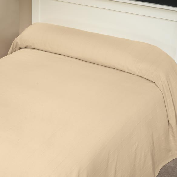 Cotton Jacquard Bedspread - View 2