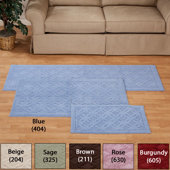 Wedding Ring Rug - View 5