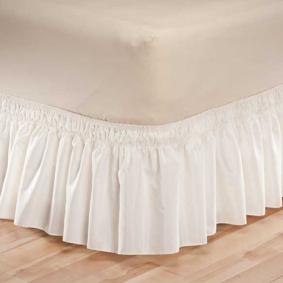Wrap Around Bed Skirt - View 5