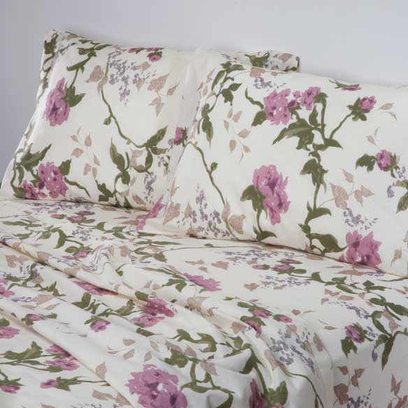 Flannel Sheet Sets - View 3