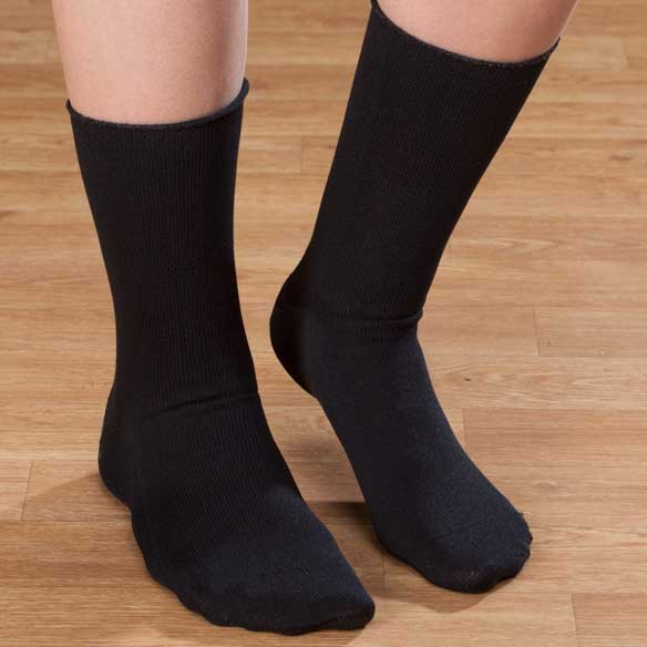 Mens Seamfree Diabetic Socks