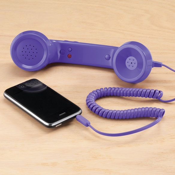 Retro Phone Handset - View 2
