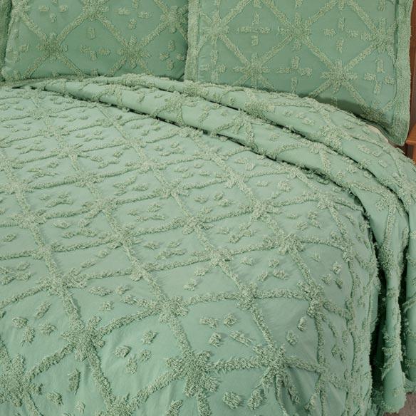 Anna Chenille Bedspread - View 2