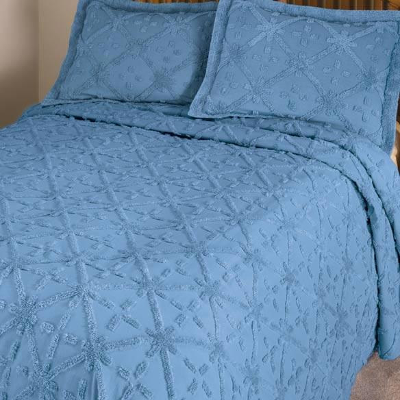 Anna Chenille Bedspread - View 3