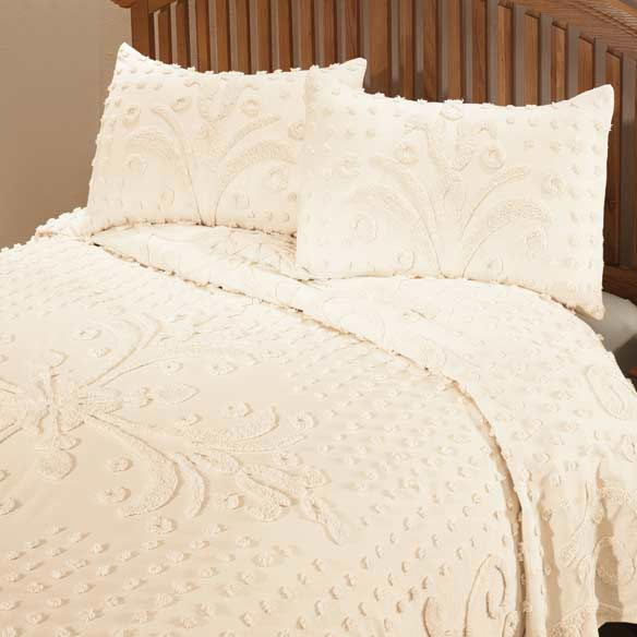 The Elizabeth Chenille Bedding - View 2