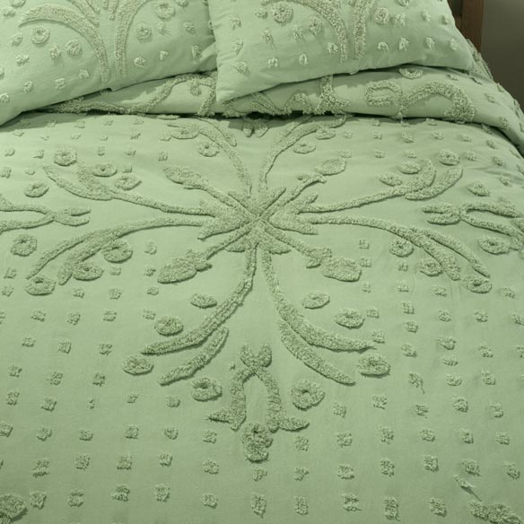 The Elizabeth Chenille Bedding - View 3