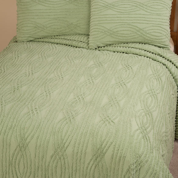 The Hannah Chenille Bedding - View 4
