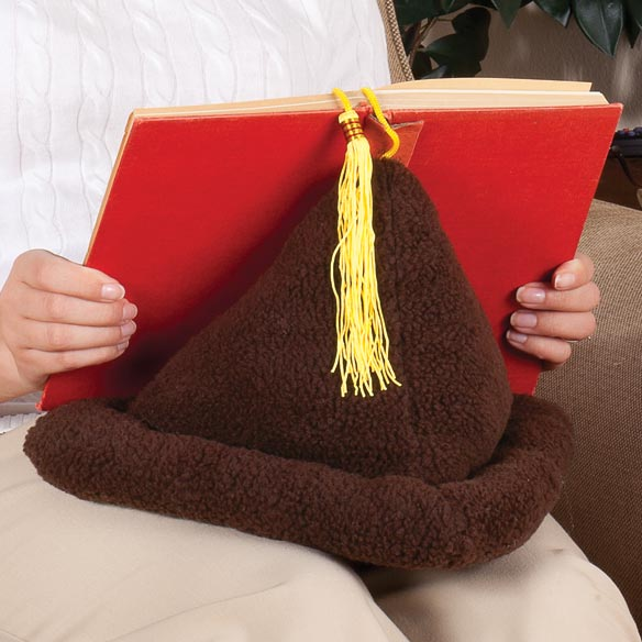 Sherpa Book Pillow - View 3