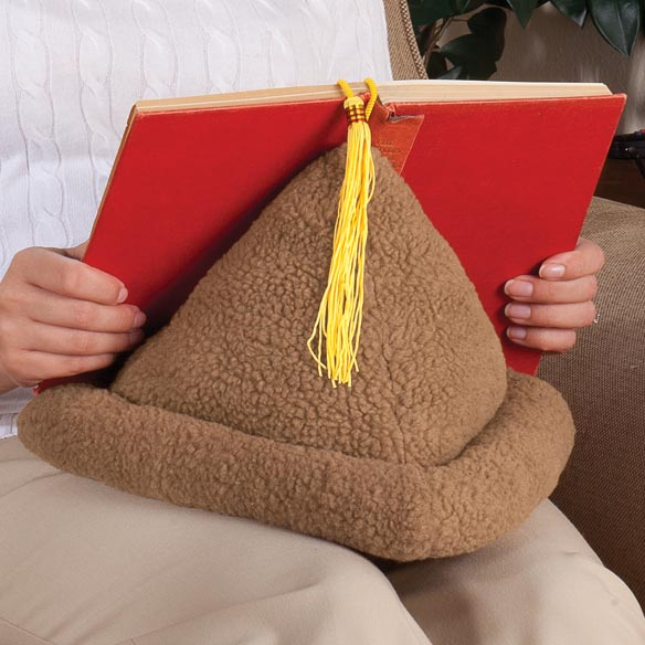 Sherpa Book Pillow - View 5
