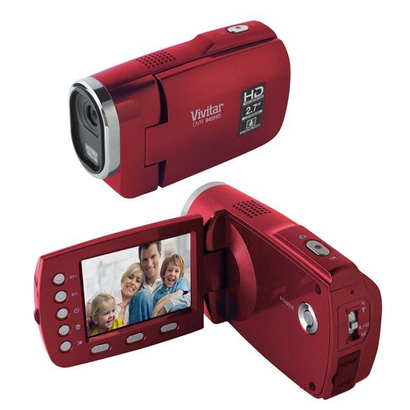 10.1 MP Digital Camcorder Kit - View 1