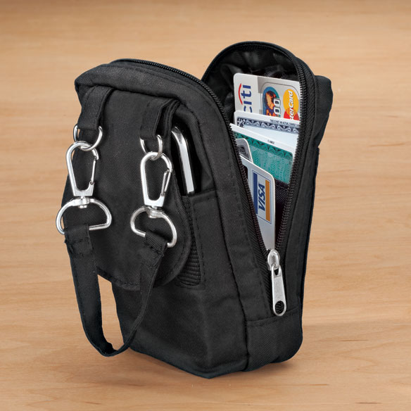 Smartphone Organizer Purse - View 3