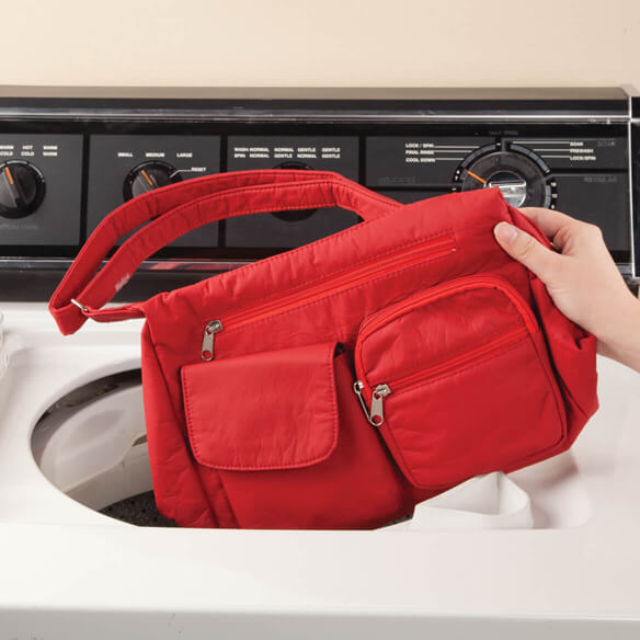 Machine Washable Handbag - View 4