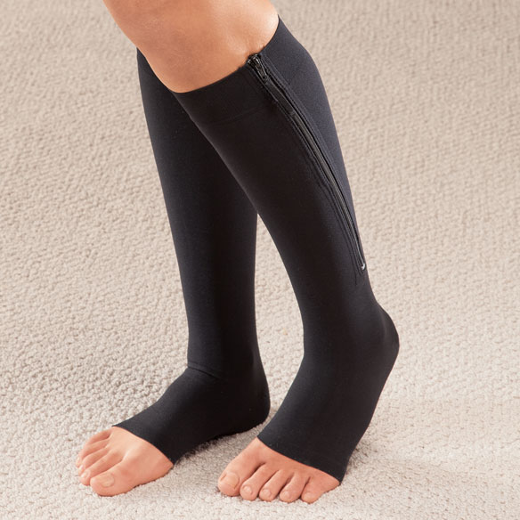 Easy On Compression Socks, 20-30 mmHg - View 1