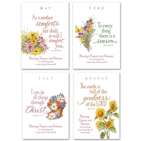 Seasonal Prayer Books, Set Of 12 - View 2