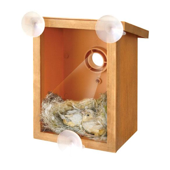 My Spy Birdhouse™ - View 2