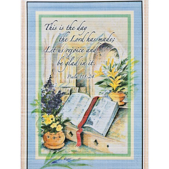 Rejoice Scroll Calendar - View 2