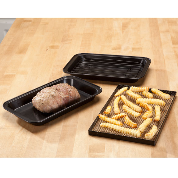 Toaster Oven Pans By Home Style Kitchen Walter Drake