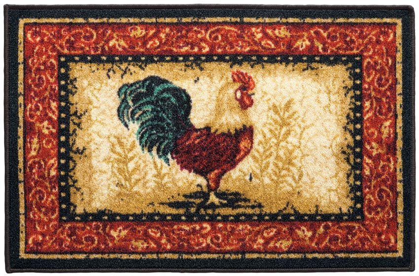 Kitchen Accent Rug 20 X 30 By Walterdrake Ebay