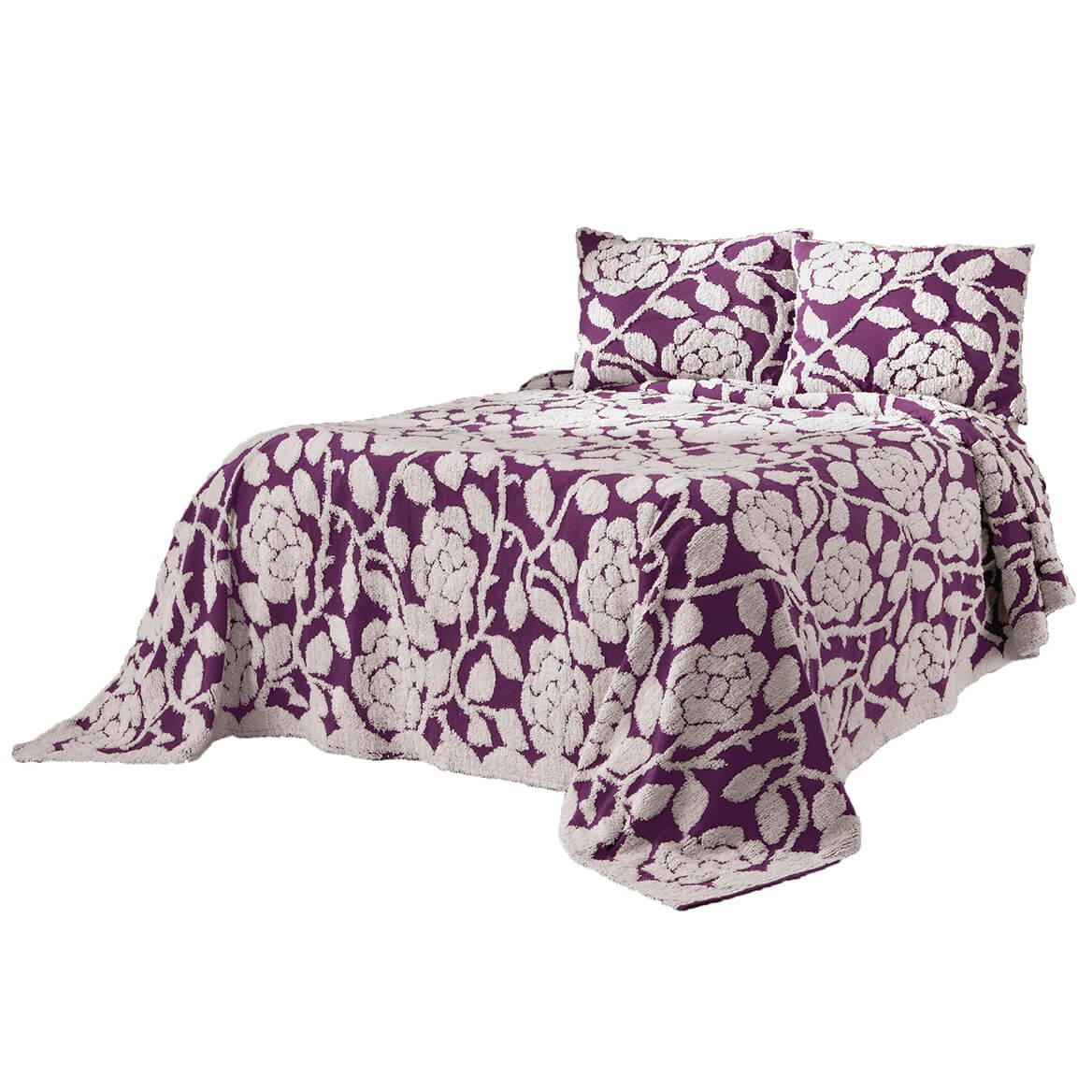 The-Grace-Chenille-Bedspread-by-OakRidgeTM thumbnail 28