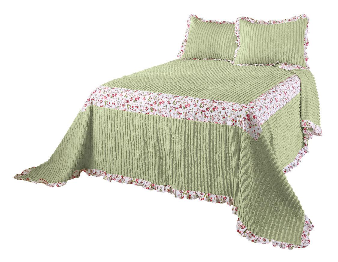 The-Felicity-Chenille-Bedspread-by-OakRidgeTM thumbnail 5