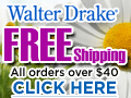 Coupons and Discounts for Walter Drake